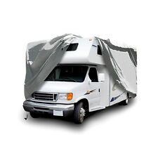 ELITE PREMIUM RV COVER WATERPROOF ALL WEATHER CLASS C MOTORHOME TRAVEL VACATION