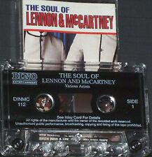 Various The Soul Of Lennon & McCartney CASSETTE ALBUM ARETHA WILSON OTIS TURNER