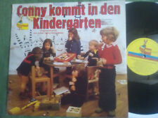 LP: Conny kommt in den Kindergarten - PEGGY - 1975