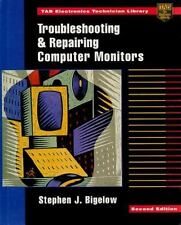 TAB Electronics Technician Library: Troubleshooting and Repairing Computer...