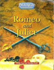 ROMEO AND JULIET - SHAKESPEARE GRAPHICS EXCELLENT NEAR NEW PAPERBACK