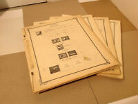 Scott Specialty Pages Germany Saar Occupation Memel Poland  1920's-50's     8