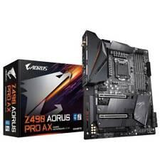 Gigabyte Z490 Aorus Pro AX LGA1200 Intel Z490 ATX Motherboard