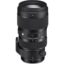 Sigma 50-100mm f/1.8 DC HSM Art Lens for Canon EOS