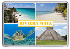 Riviera Maya, Mexico Fridge Magnet 01