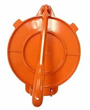 IMUSA USA Tortilla Press, 8-Inch, Orange