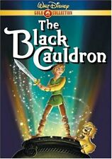 THE BLACK CAULDRON   Gold Collection NEW DVD Box FREE Post  mmoetwil@hotmail.com