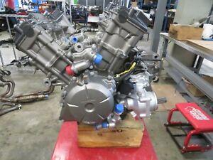 EB827 2010 10 HONDA VFR 1200F ENGINE ASSEMBLY