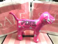 Victoria's Secret Pink Polka Dot Pink Dog