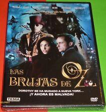 Las brujas de Oz / The witches of Oz -DVD R2- English Español - Precintada