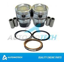 SIZE 040  Piston & Ring Kit For Toyota Camry Solara Highlander 2.4 L 2AZFE