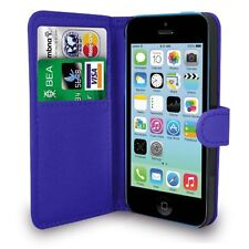 For APPLE IPHONE 5 Premium Leather Magnetic Flip Wallet Case Cover