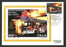 Italia 1999 -  Vigili del Fuoco - Fire fighters - Feuerwehrleute - Les pompiers