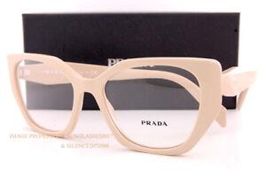 Brand New Prada Eyeglass Frames PR 18WV VYJ Powder For Women Size 54mm