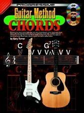 PROGRESSIVE GUITAR METHOD CHORDS + CD & DVD