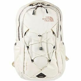 The North Face Jester Backpack White /rose gold