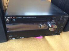 Kenwood HiFi RD-K 501 SD USB CD mit Boxen