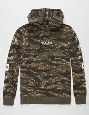Young & Reckless Mens Hoodie Sweat Shirt MALACHI Skate CAMO Streetwear S-XL $65