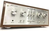 MARANTZ Model 1090 Integrate Amplifier Vintage 1977 Hi End Refurbished WOOD CASE
