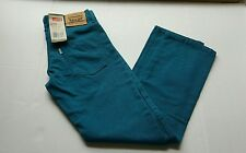 """Levi's 513 Straight Fit. Size 14R """" Ink Blue"""" ."""