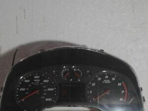 Speedometer Instrument Cluster 2008-2009 CHEVY EQUINOX 122K 25943597