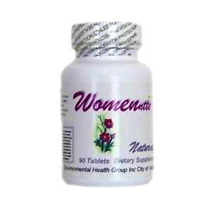 Womenntte (Relieves vaginal dryness & reduces sexual apathy, all natural)