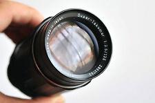 PENTAX Asahi Super Takumar 135mm f/3.5 M42 Screw mount lens  w/ Leather Case