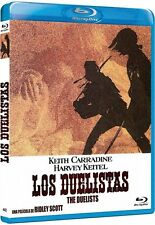 THE DUELLISTS (1978 Keith Carradine)  -  Blu Ray - Sealed Region B