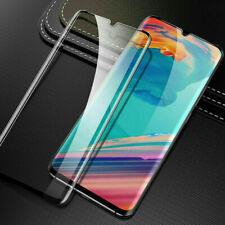 For Huawei P30 Pro Lite Fingerprint-Free Curved Tempered Glass Screen Protector