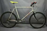 "Ross 1985 Mt. Hood High-Tech MTB Bike X-Large 23"" Hardtail SIS Steel US Charity!"