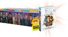 DOCTOR WHO THE COMPLETE HISTORY BOOK COLLECTION NEW HARDCOVER ISSUES US SELLER