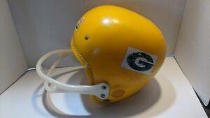 Vintage Green Bay Packers Hutch Youth Football Helmet