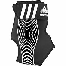 NEW adidas Performance adizero Speedwrap Right Ankle Brace, Black/White, Small