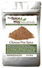 The Spice Way Chinese Five Spice Seasoning 2 oz