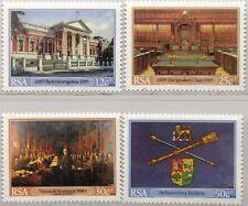 RSA SÜDAFRIKA SOUTH AFRICA 1985 670-73 Parlamentsgebäude Kapstadt Architektur **