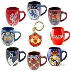 Football Club MUG Tea Tub Ceramic Tea Coffee Cup Mugs