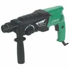 EX-DEMO HITACHI DH24PX S.D.S.+ ROTARY HAMMER DRILL 24MM 110V