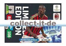 Panini Adrenalyn XL Champions League 13/14 - Mario Balotelli - Limited Edition