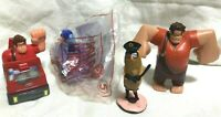 4 Disney Wreck It Ralph Movie Figures Yesss Wynnchel