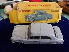 Dinky Toys France 1/43 - Peugeot 403 Grise 24B + Boite