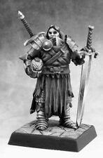 MENDEVIAN CRUSADER - PATHFINDER REAPER figurine miniature rpg paladin 60160
