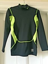 Mens Nike Pro Combat Compression Dri-Fit Max Long Sleeve Top