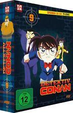 Detektiv Conan - TV Serie - Box 9 - Episoden 231-254 - DVD - NEU