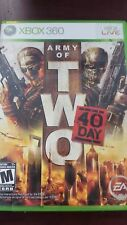 Army Of Two: The 40th Day For Xbox 360.