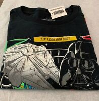 STAR WARS Celebration 2019 Chicago Official/ Star Wars Pinball T-Shirt Sz Large