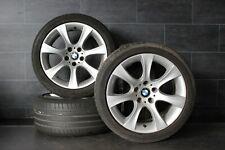 "Original BMW 5 Series E60 Alloy Wheels 8j u.9j 18 "" Summer 245 40 R18 Styling"