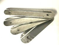 Aluminium TABLE INSERTS For Wadkin BursgreenTable Saws GENUINE -Various Lengths