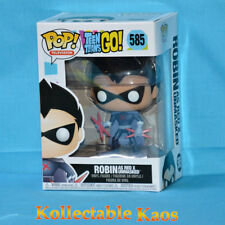 Teen Titans Go! - Robin as Red X Unmasked Pop! Vinyl Figure (RS)