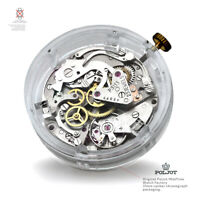 Original POLJOT Acryl Uhrwerkbox Bewahrungsbox OHNE Uhrwerk ! 3133, 31681, 31679