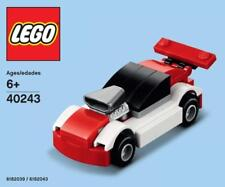 Lego 40243 RACE CAR set new in bag - May 2017 Lego Store mini build